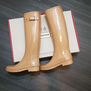 Tawny Tall Refined Gloss Boots | Poshmark